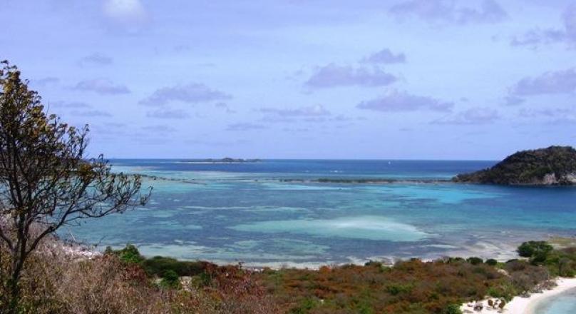 Union Island land