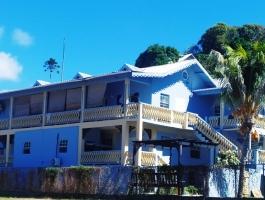 Blue Canash Apartments
